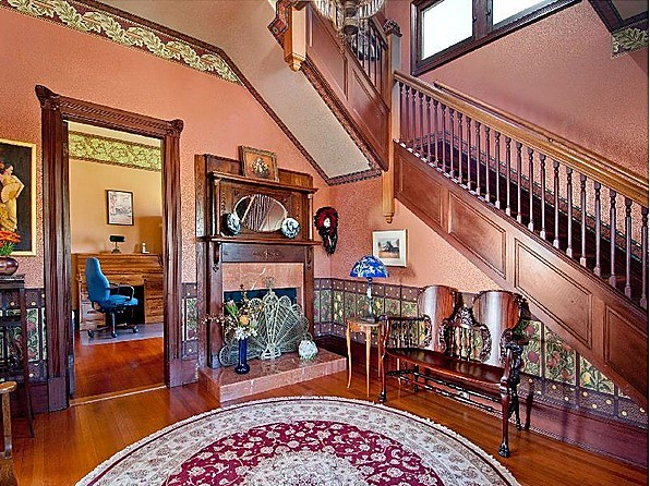 Mansion Front Foyer : Victorian mansion foyer image gorgeous
