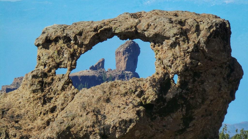 Paisajes de gran canaria desde el mirador del pico de las - El baul gran canaria ...