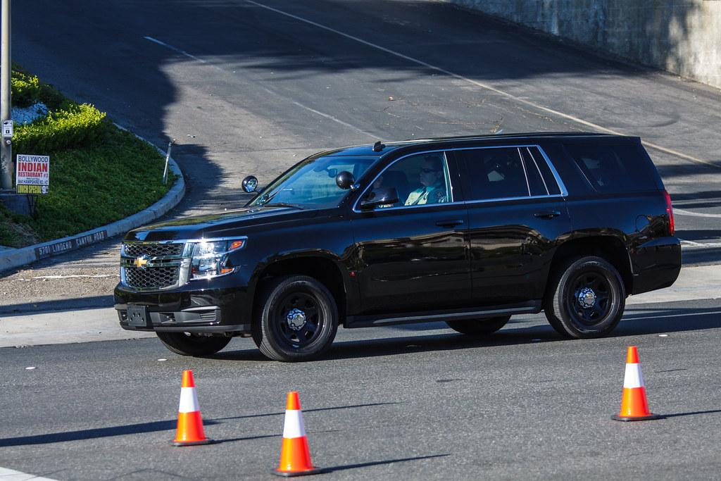 Ventura County Ca Sheriff 2015 Chevrolet Tahoe