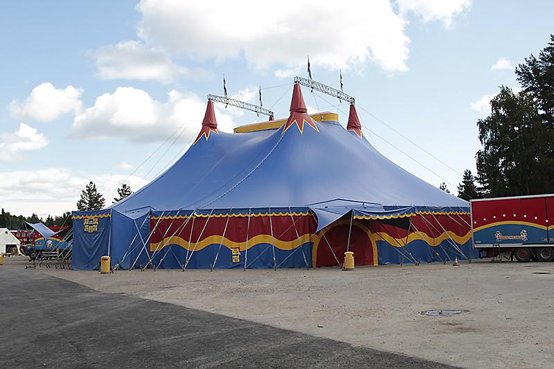 Sirkus Finlandia Esiintyjät