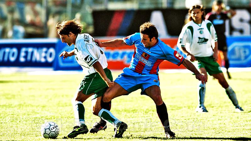 Rocco Sabato in azione contro l'Avellino nel campionato 2005-06