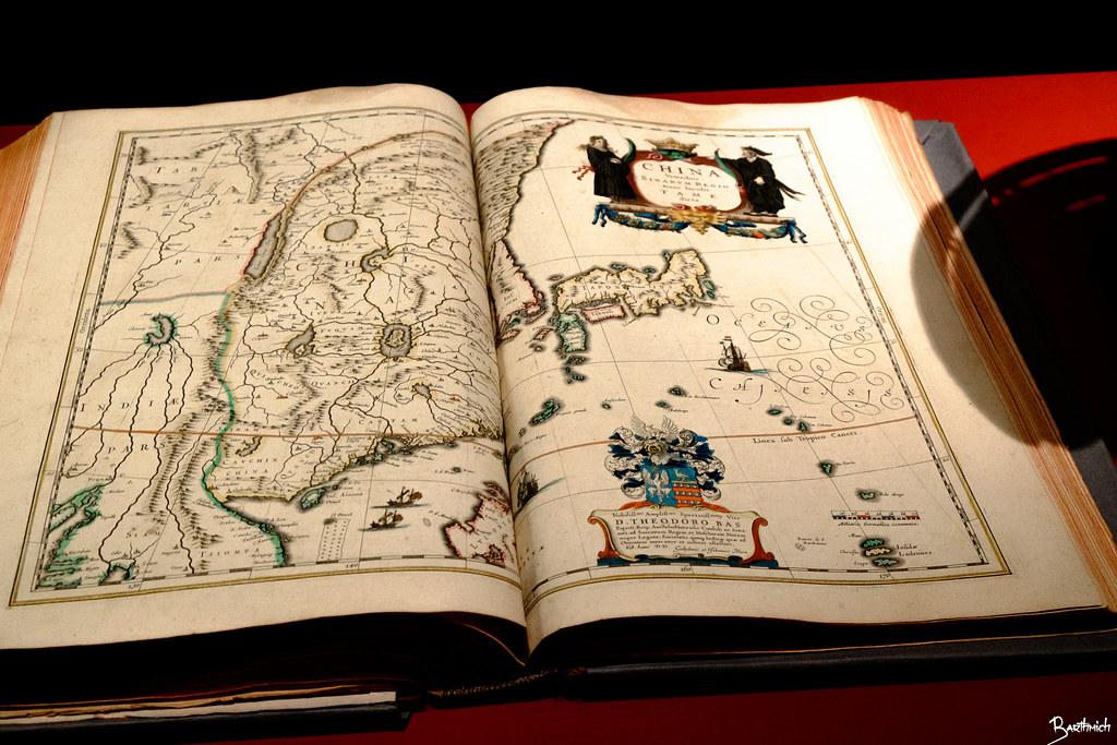 Carte Orient Extreme Carte de L'extrême Orient