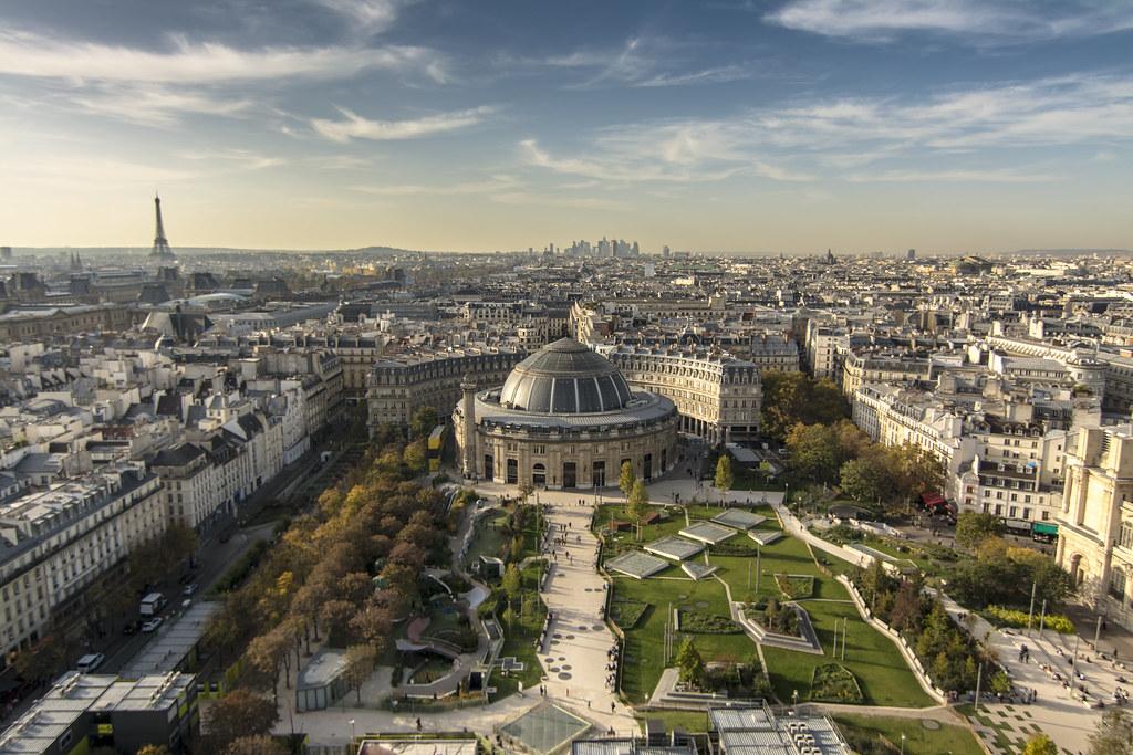 Parigi nuovi progetti page 10 skyscrapercity for Jardin nelson mandela