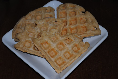 Single Serving Overnight Yeasted Waffle (4)