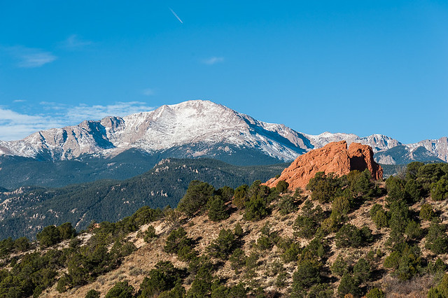 Garden Of The Gods Colorado Springs Co Flickr Photo Sharing