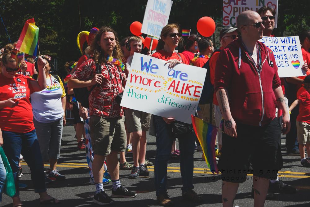 10 - 2016 seattle pride parade