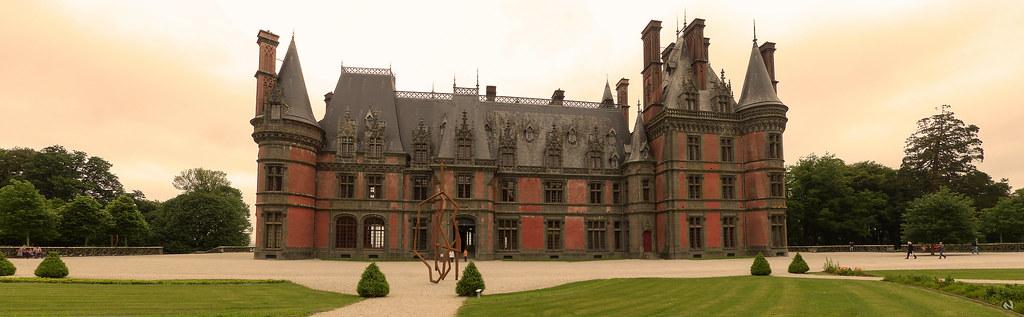 Le chateau de Trévarez 27675751825_5a1ebd1299_b