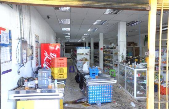 Otro supermercado chino en San Félix es saqueado durante protesta por apagón