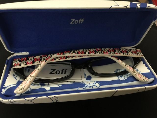 日本配眼鏡攻略: ZOFF超可愛的DISNEY鏡框&福袋資訊 @amarylliss。艾瑪[隨處走走]