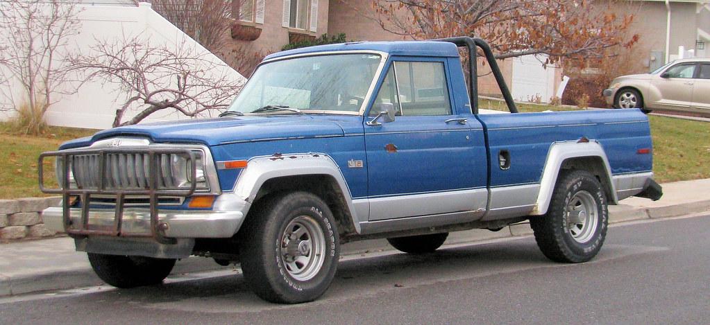 New Jeep Grand Wagoneer >> '80s Jeep J10 Pickup | Eyellgeteven | Flickr