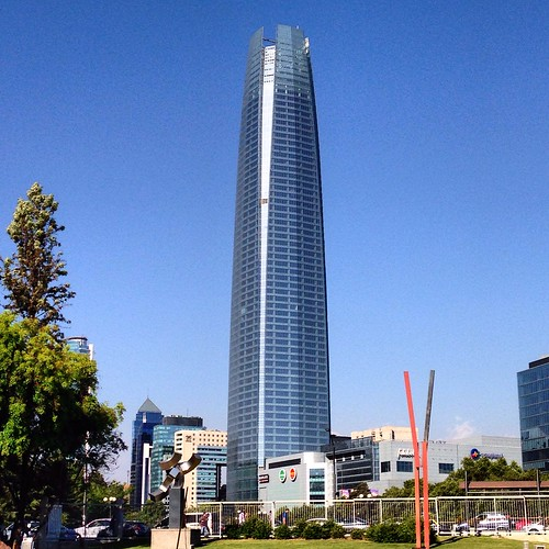 Gran Torre Santiago, Costanera Center - Santiago, Chile