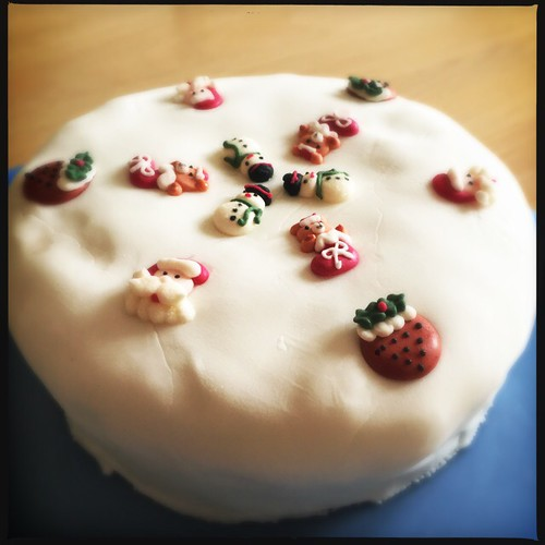 Company Christmas Cake