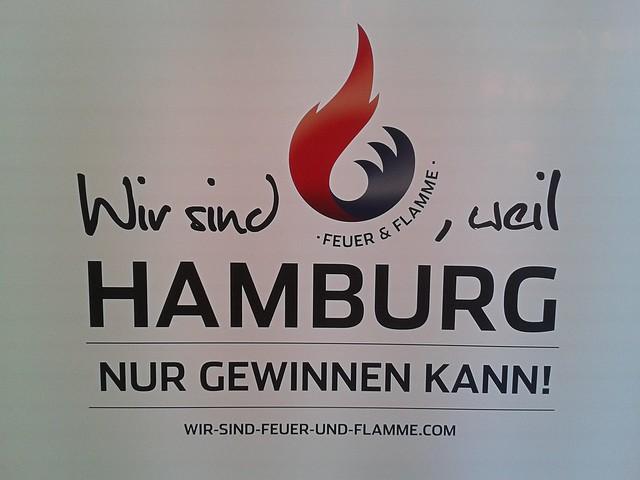 Harburg startet großes Olympiasignal