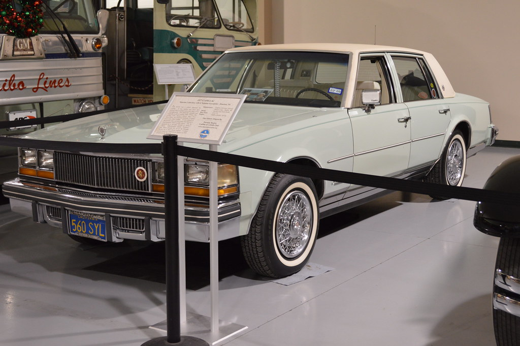 1977 Cadillac Seville Previously Owned By Betty White Flickr