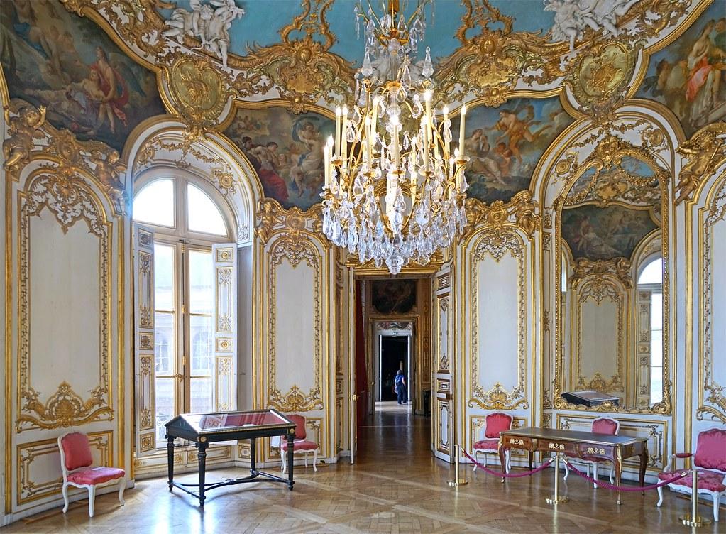 Le salon de la princesse h tel de soubise paris flickr - Salon de la decoration paris ...