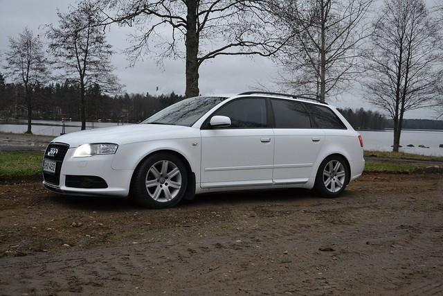 Zoml: Audi A4 B7 Avant //Mätäs Crew 15174981183_8835687c1c_z