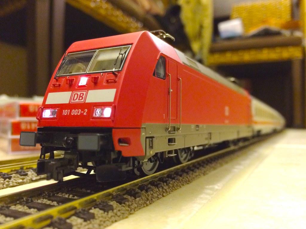 lsmodels ... L.S. Models BR101 | by ICE Bahn Modellbahn