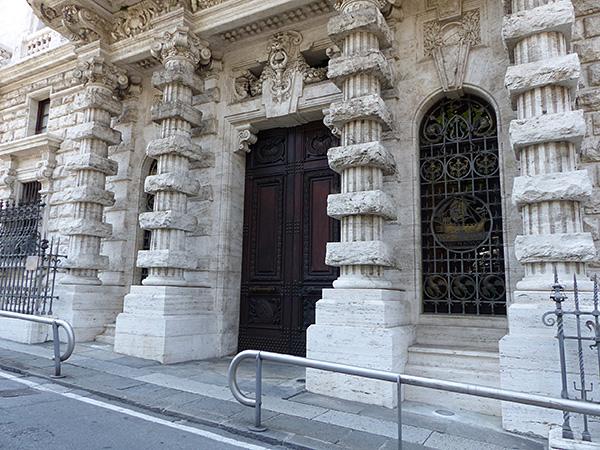 belle porte de Gênes