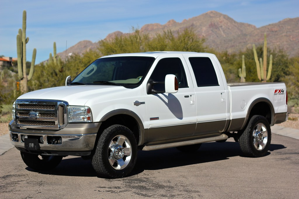 2007 ford f350 king ranch 4x4 diesel truck for sale. Black Bedroom Furniture Sets. Home Design Ideas