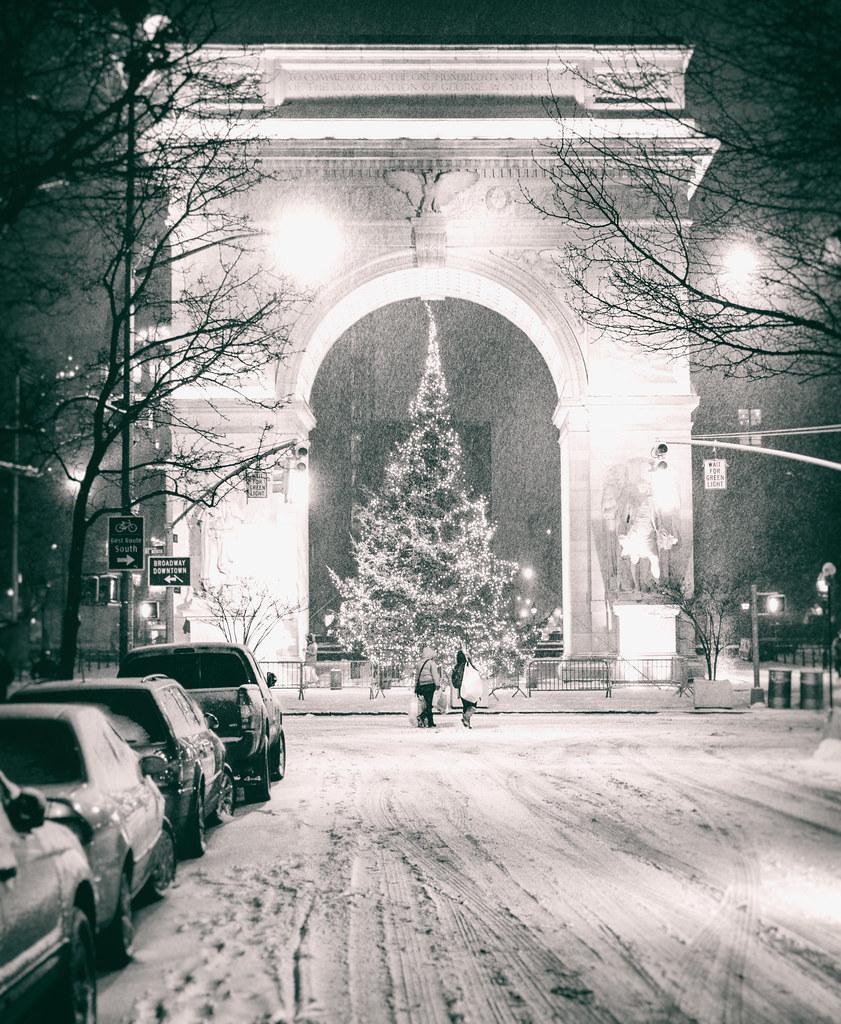 Christmas Tree Jobs
