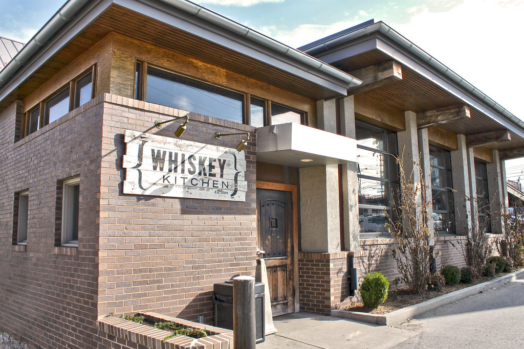 The Whiskey Kitchen Nashville Menu
