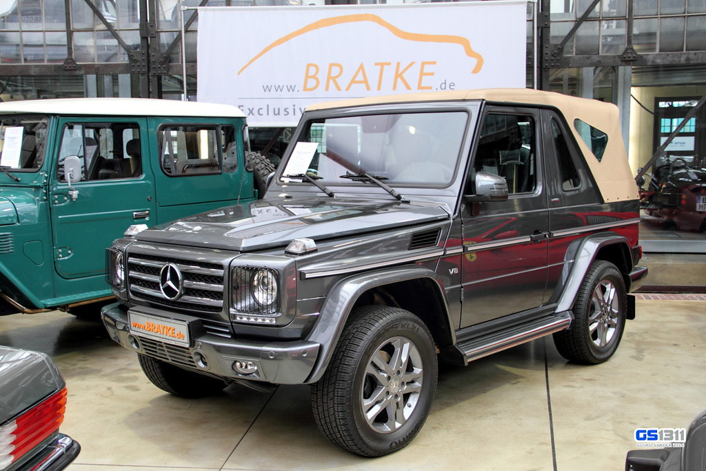 2013 Mercedes Benz G 500 Cabriolet Edition 200 See