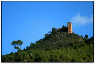 Castell de Montmany
