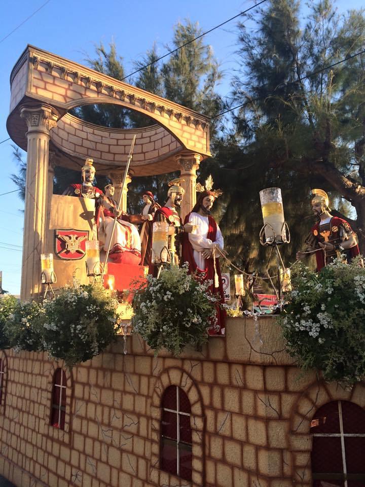 Bantayan Procession