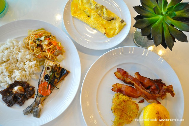 My breakfast at Coast Boracay