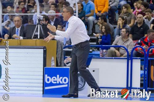 Coach Griccioli, Orlandina