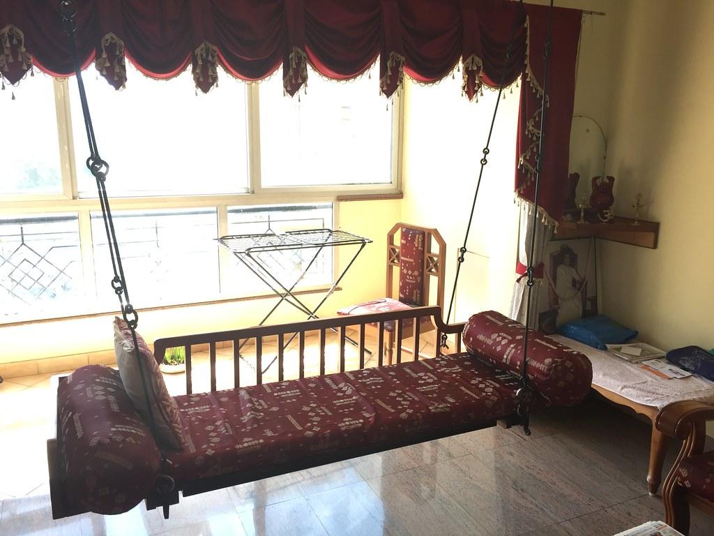 Joolah hindi / Oonjal tamil  traditional furniture  Flickr