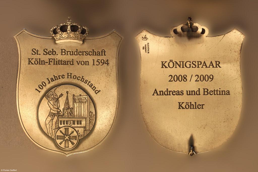 Koenigsschild Flittard von koehler andreas aus dem Jahr 2008