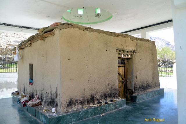 Dargah Sayed Mir Hashim Karpokhar, Sankoo valley, Kargil