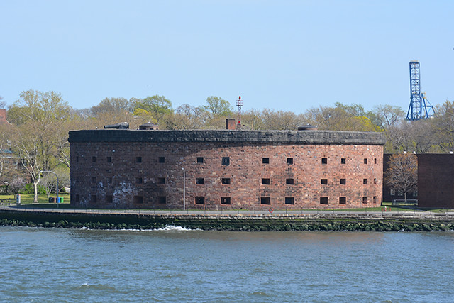 Castle Williams Governors Island