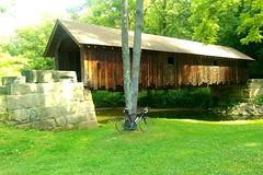 Bursh Creek covered bridge