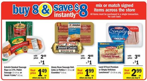 Instant Savings Deal at Meijer