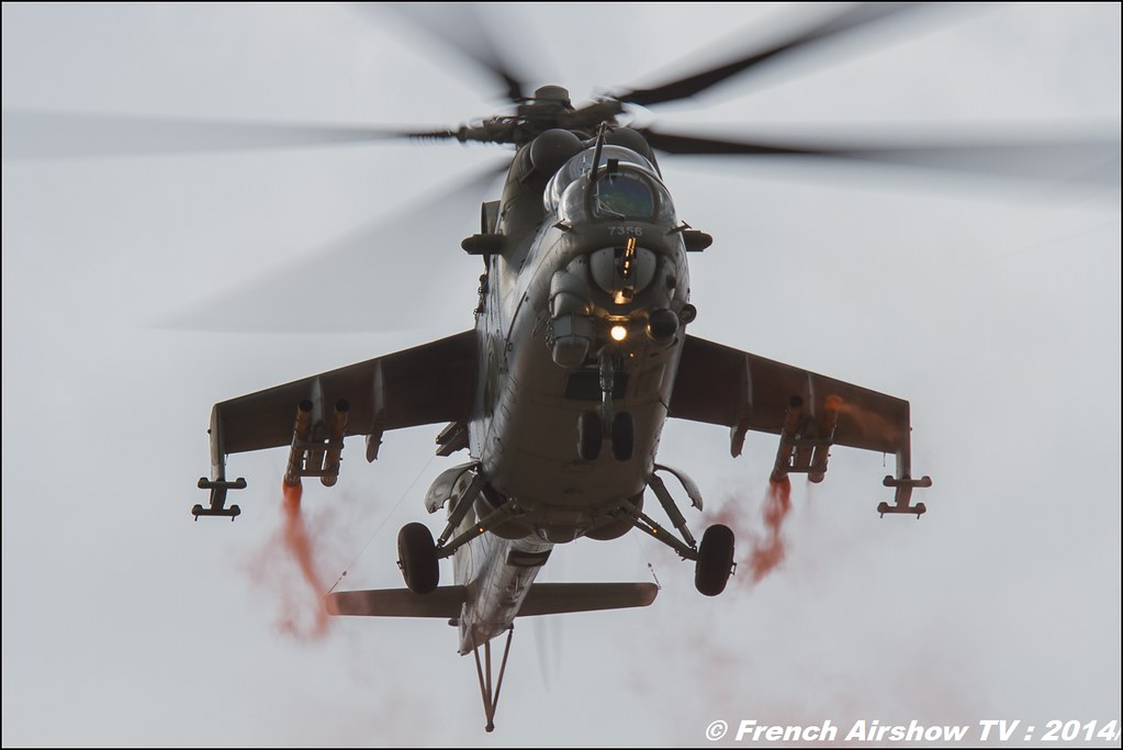 Mi-24 Hind , AIR14 Payerne , suisse , weekend 1 , AIR14 airshow , meeting aerien 2014 , Airshow