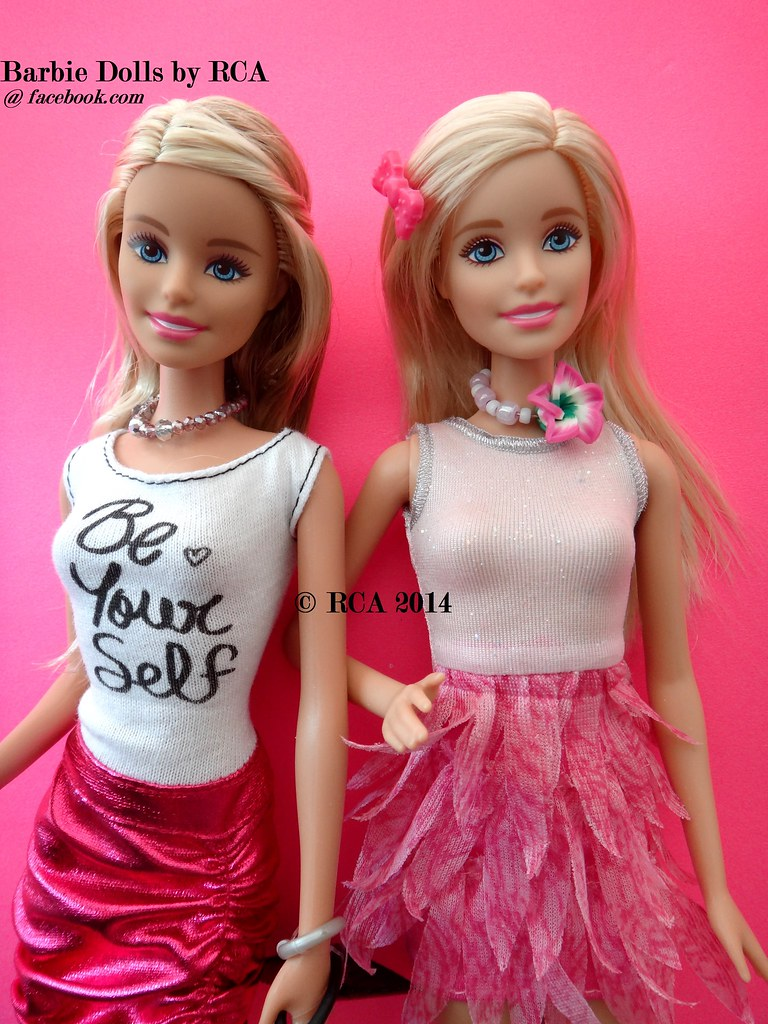 Compare & Contrast Barbie Doll by Marge Piercy