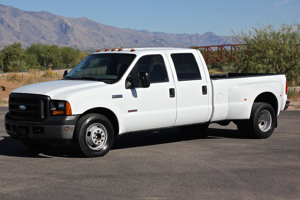 2006 ford f350 dually diesel truck for sale. Black Bedroom Furniture Sets. Home Design Ideas