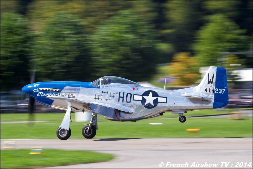 P-51 Mustang F-AZXS , AIR14 Payerne , suisse , weekend 1 , AIR14 airshow , meeting aerien 2014 , Airshow