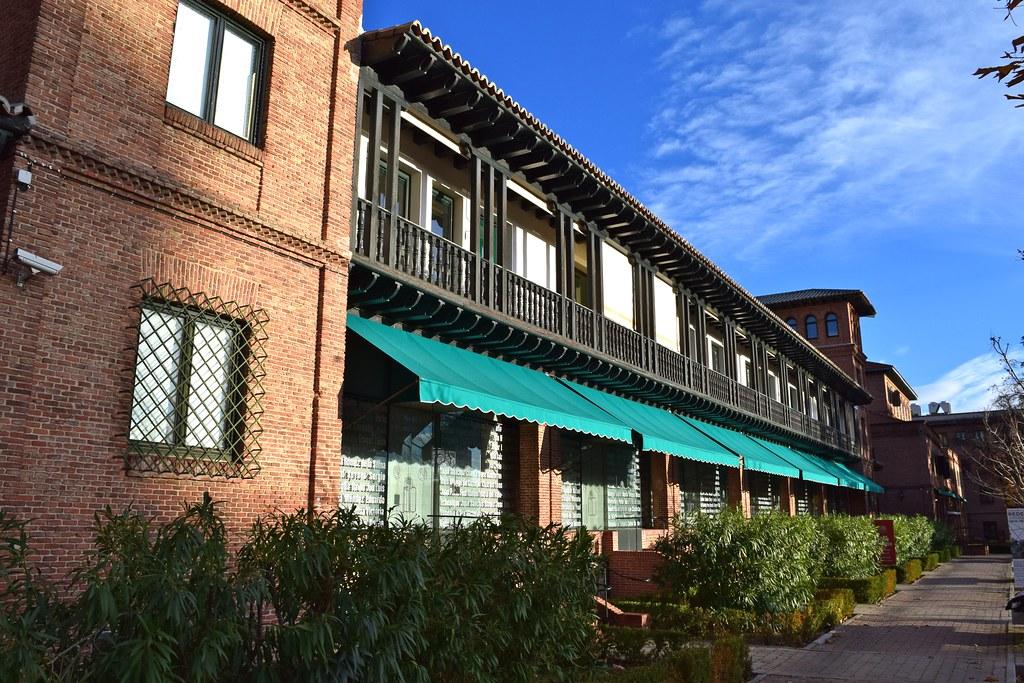 La residencia de estudiantes calle del pinar 21 23 madri for Residencia para estudiantes