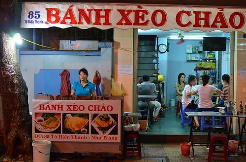 Nha Trang banh xeo