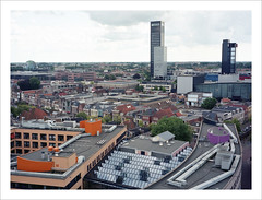 Leeuwarden cityscape