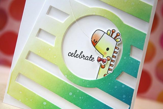 Reverse Confetti-Big Stripes Cover Panel