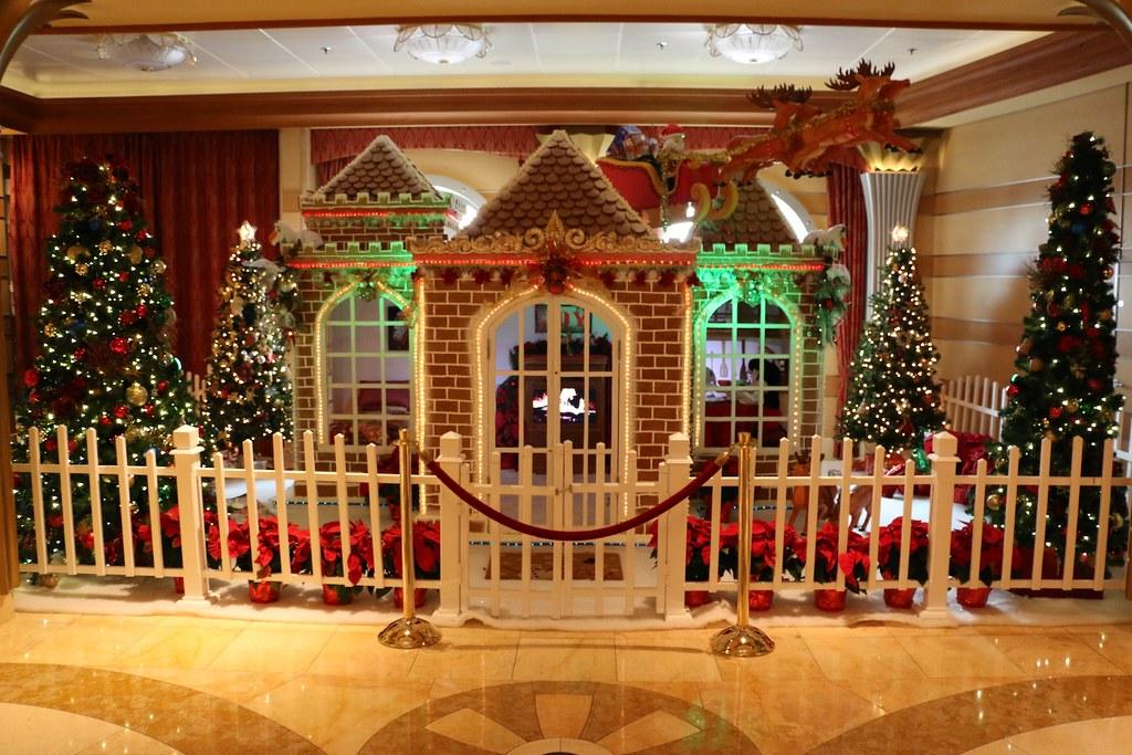 Very Merrytime Cruise 2014 On The Disney Dream Inside