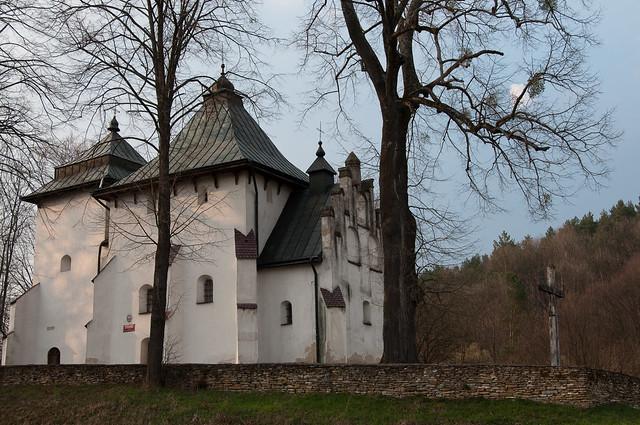 Kirche in Posada Rybotycka