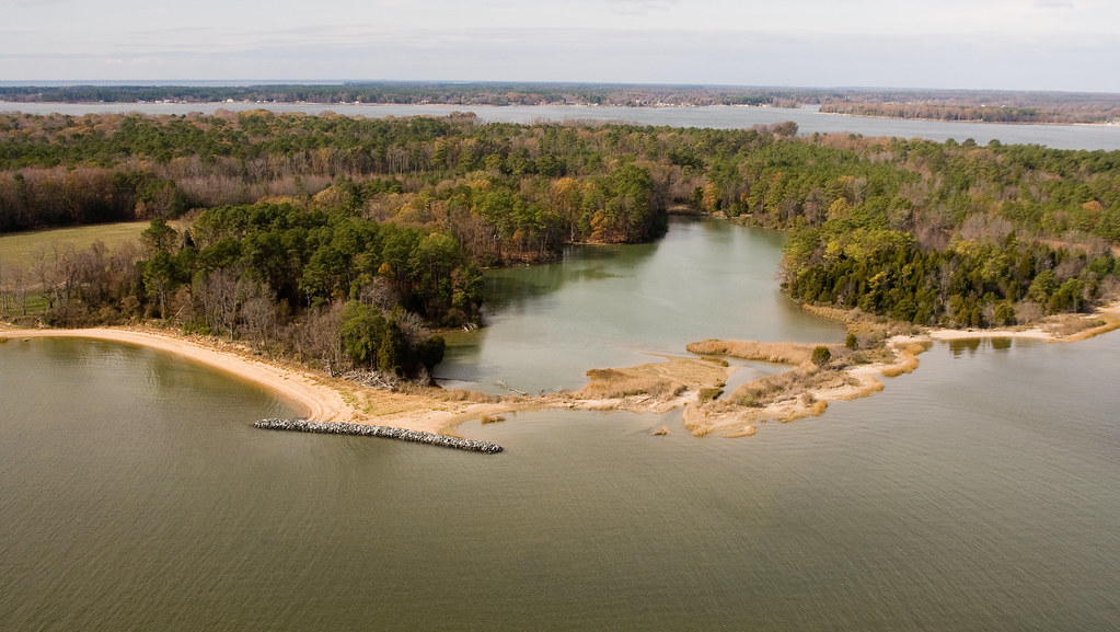 Photo of Newtowne Neck State Park by Mark Odell