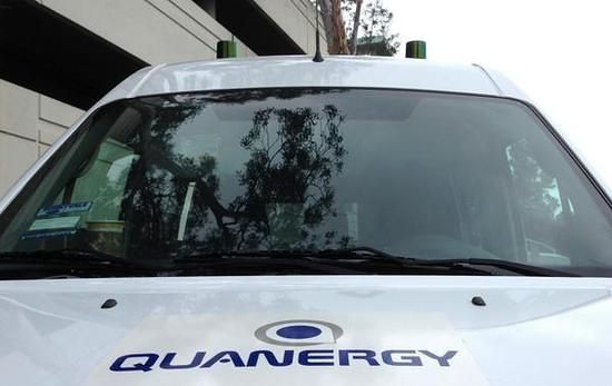 Quanergy $ 100 million b round of funding, it is the first solid state laser radar research and development company