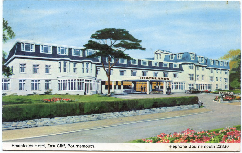 Bournemouth Hotel With Living Room