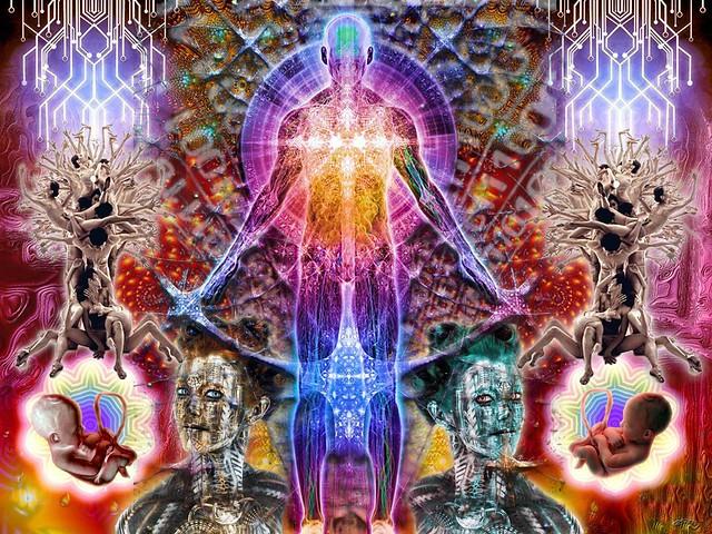 Transhuman by R. Ayana